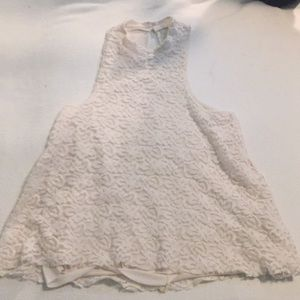 White child's dress